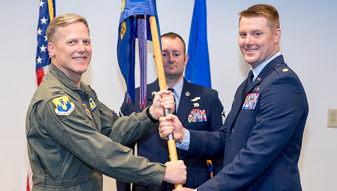 Comptroller flight redesignated as 43d Comptroller Squadron