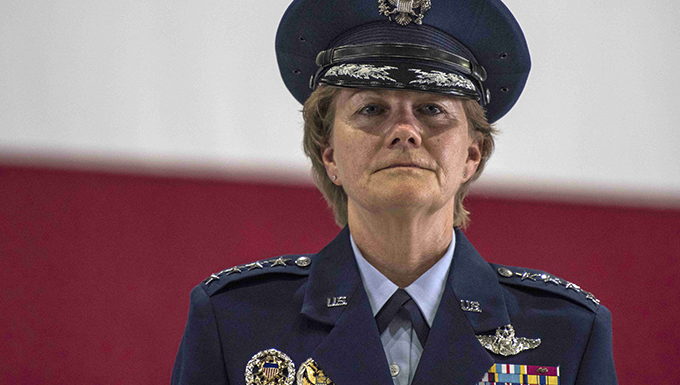 Miller takes command of Air Mobility Command