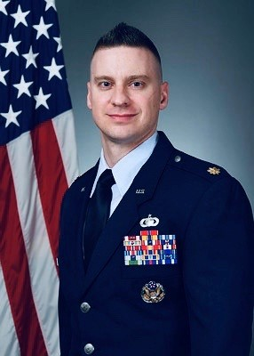 MAJOR COREY J. HOLDEN