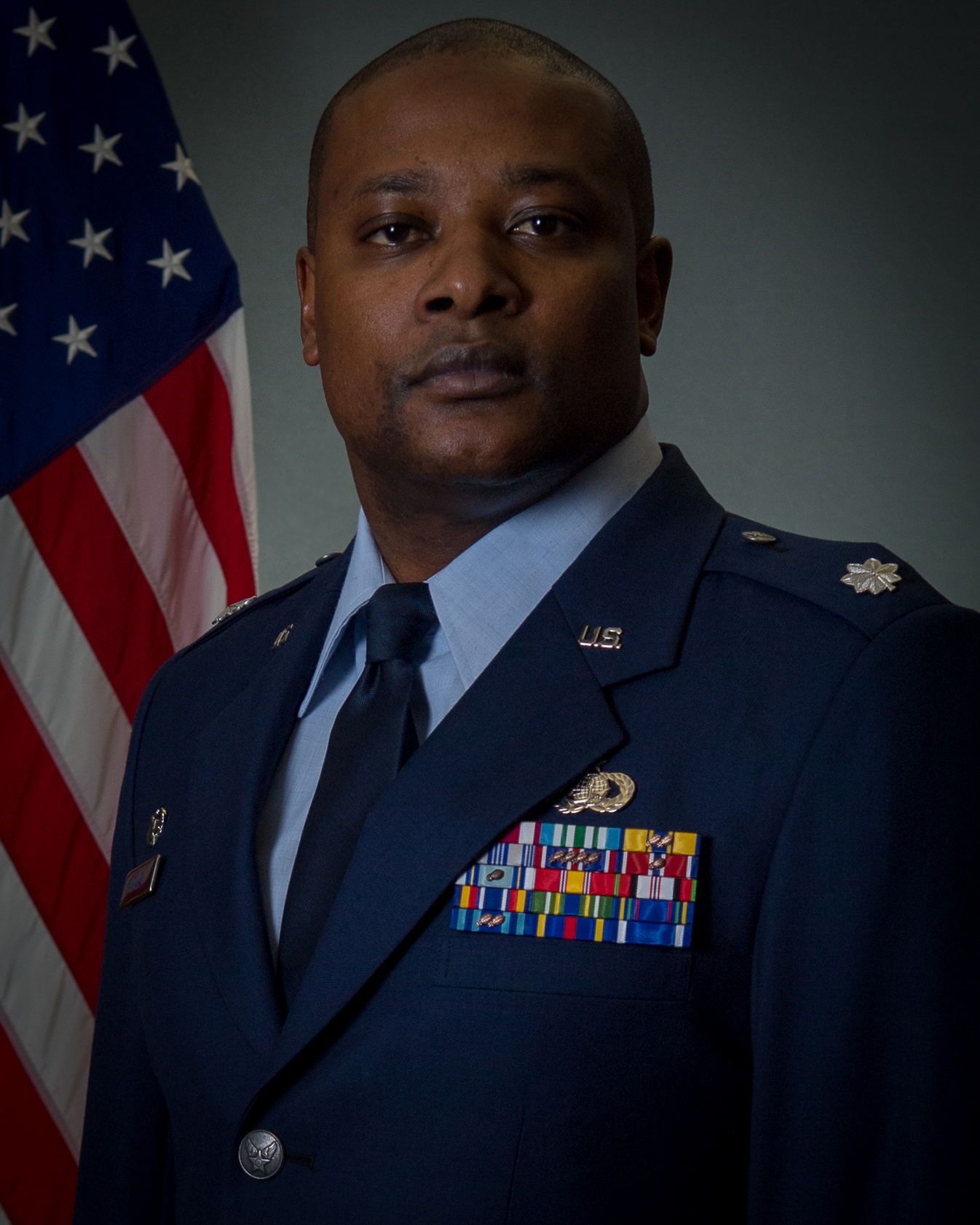 LIEUTENANT COLONEL CEDRIC N. HOLLEY II